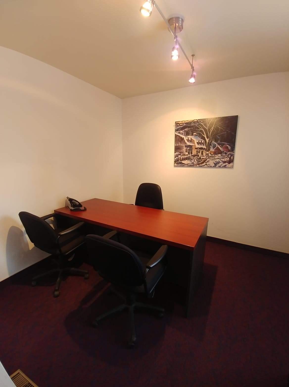 Photo 3 : Espace de bureau pour professionnel, Tout inclus, Emplacement de choix