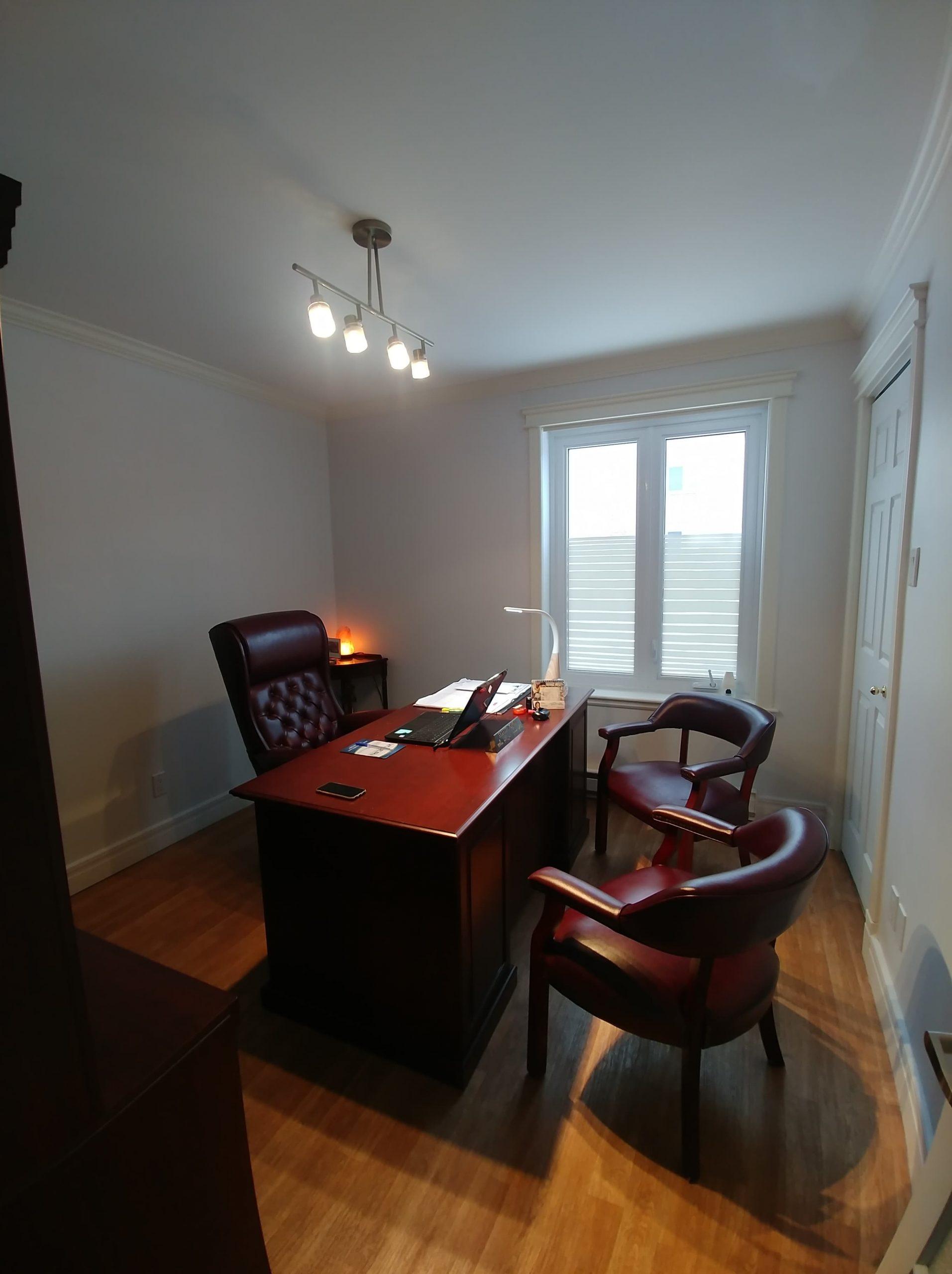 Photo 2 : Espace de bureau pour professionnel, Tout inclus. Secteur L'Ancienne-Lorette
