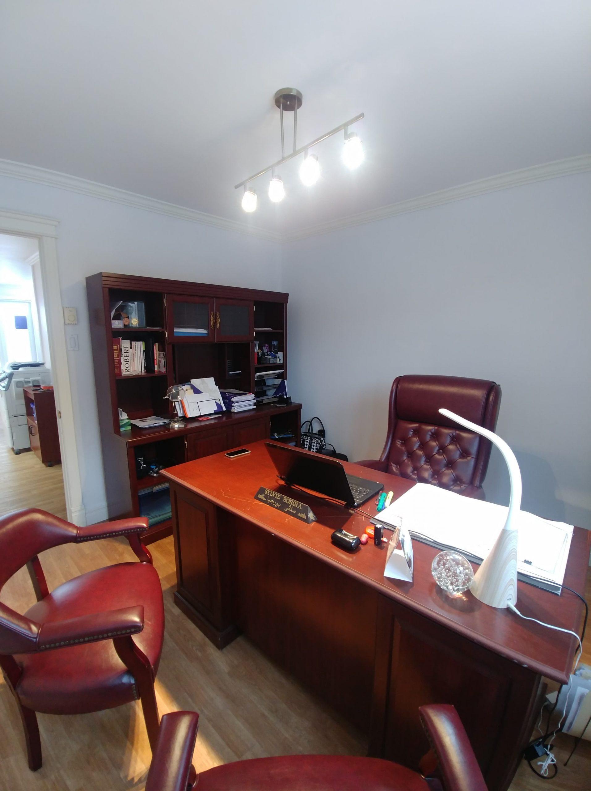 Photo 5 : Espace de bureau pour professionnel, Tout inclus. Secteur L'Ancienne-Lorette