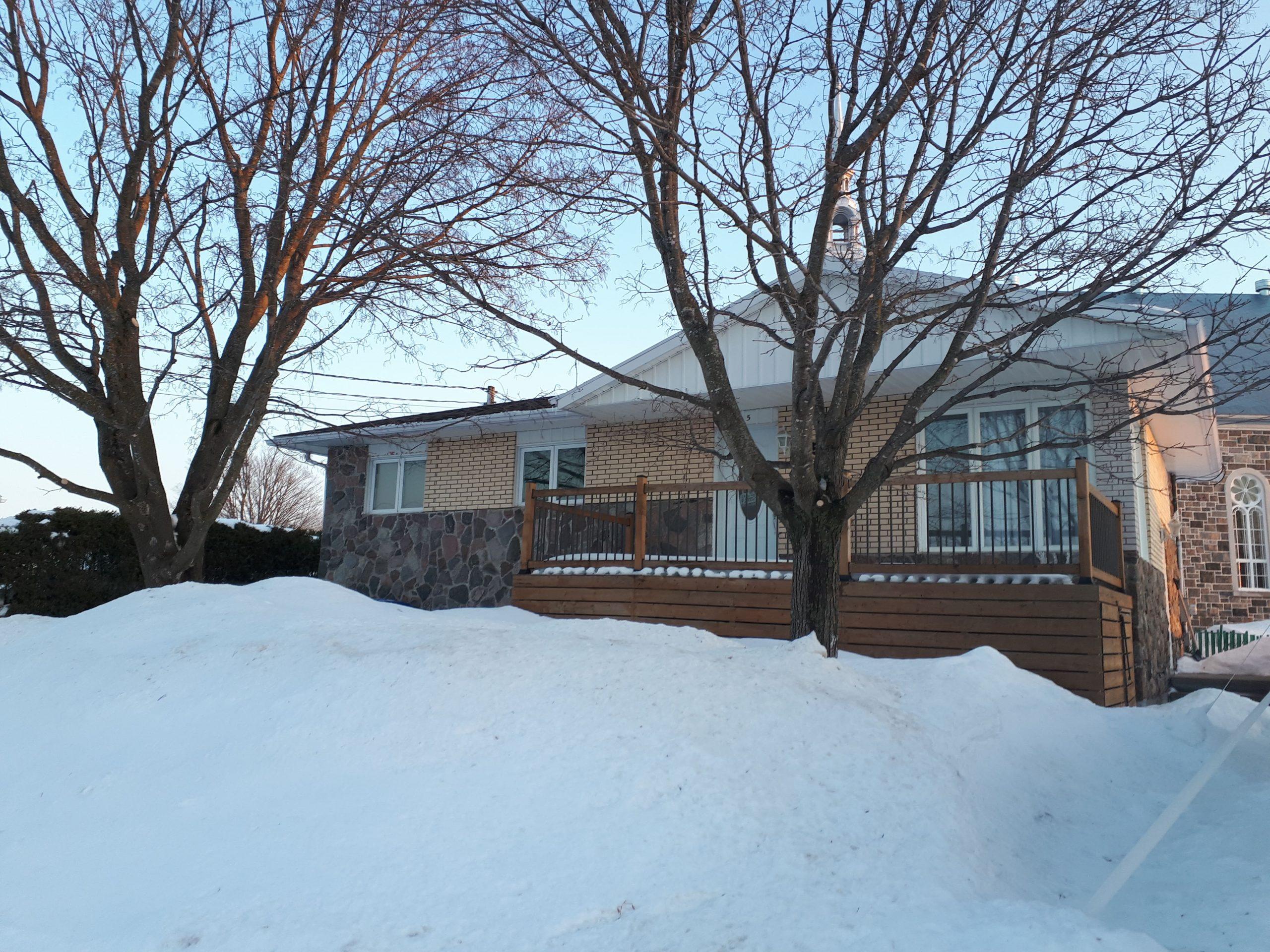 Photo 14 : Location de maison, Entièrement meublée, 25 minutes de Québec