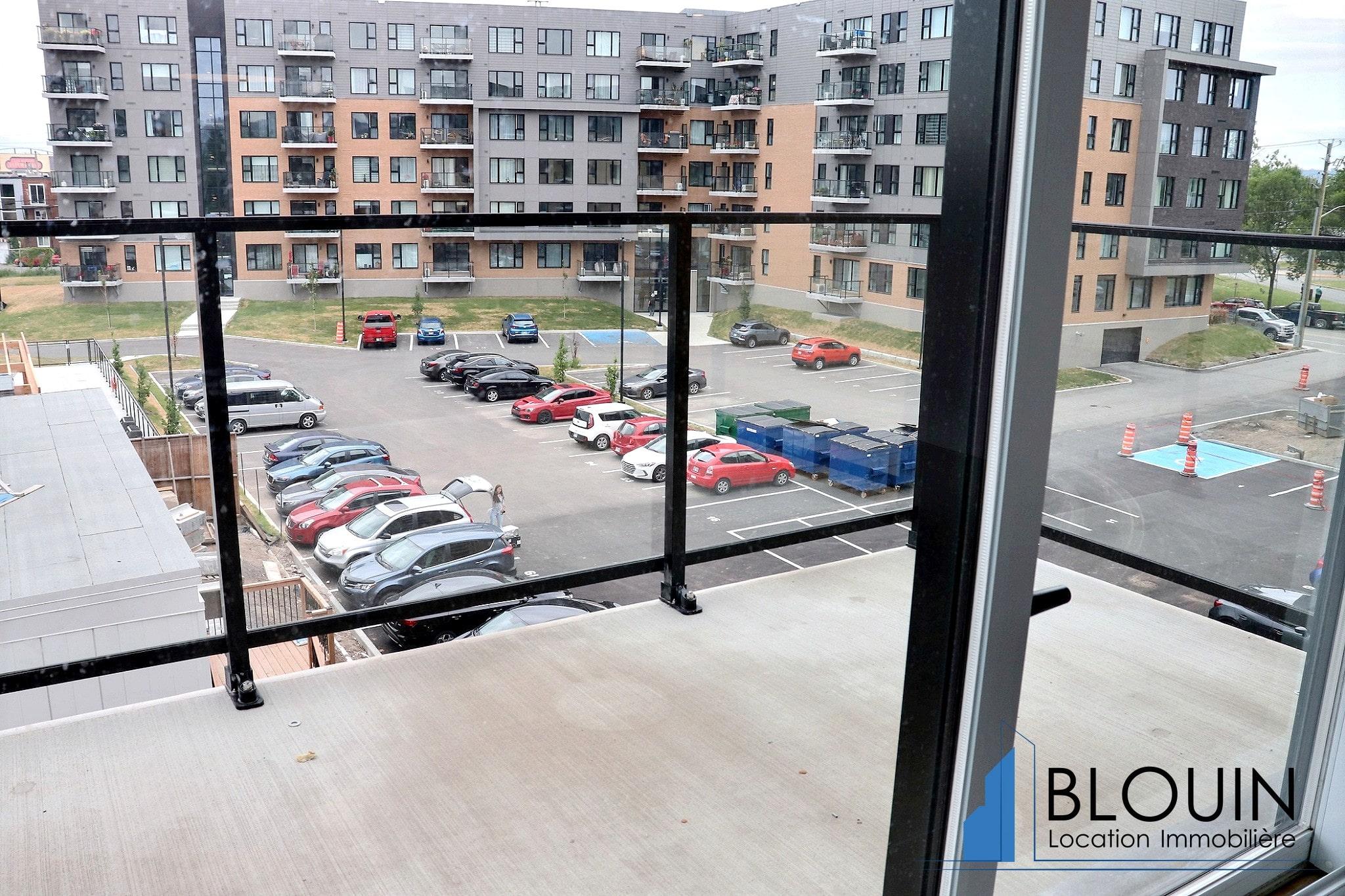Photo 12 : 5 ½, Projet neuf Le Pivot, libre maintenant, eau chaude incluse & 2 stationnements