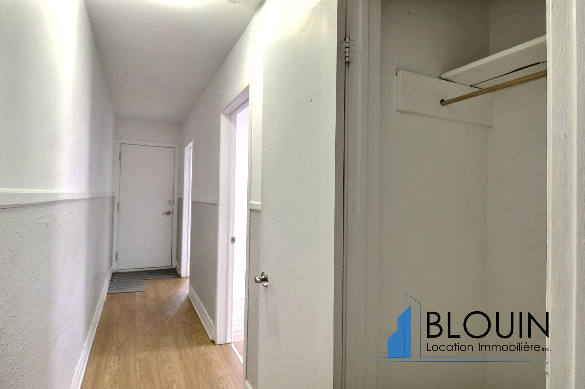 Photo 6 : 4 ½ à Limoilou, libre Maintenant, Semi-meublé + eau chaude & Stationnement inclus