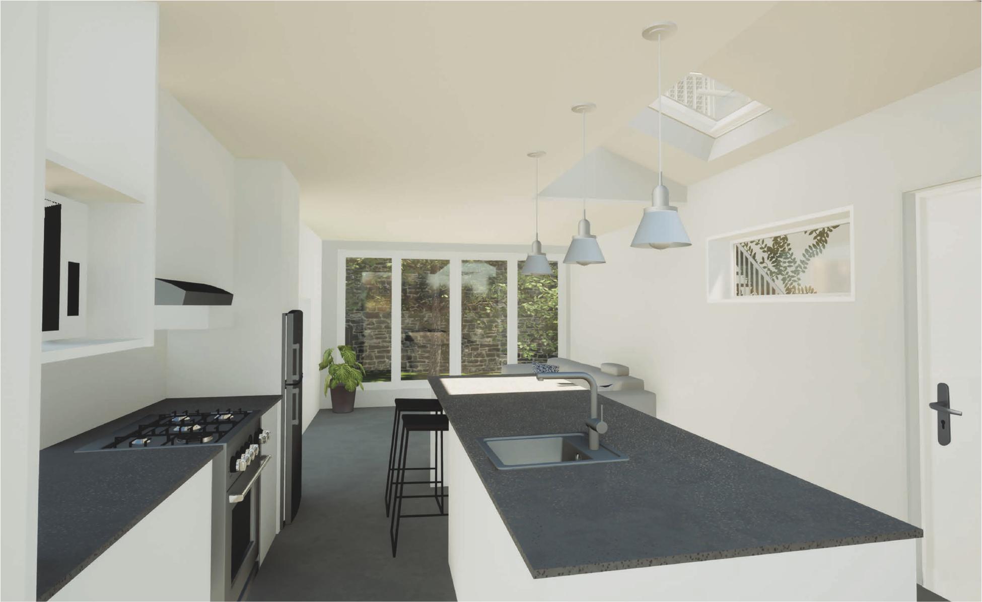 Photo 2 : 4 appartements dans maison ancestrale totalement rénovés, quartier St-Jean-Baptiste, prêts pour septembre, semi-meublés + Internet inclus