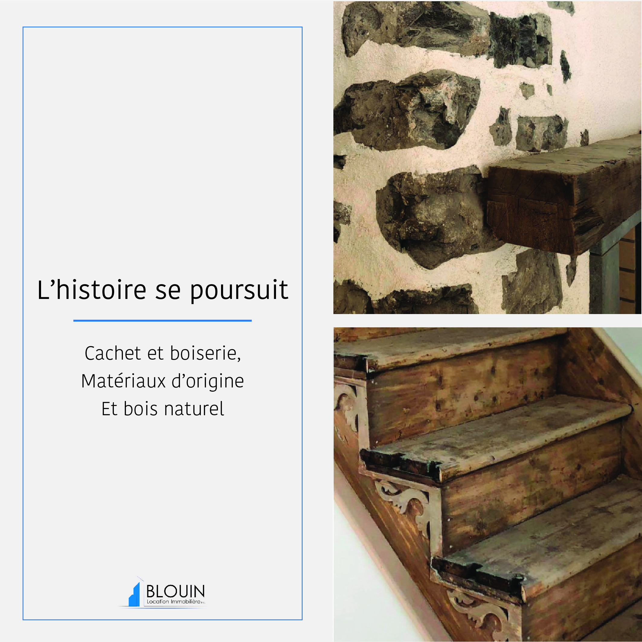 Photo 4 : 4 appartements dans maison ancestrale totalement rénovés, quartier St-Jean-Baptiste, prêts pour septembre, semi-meublés + Internet inclus