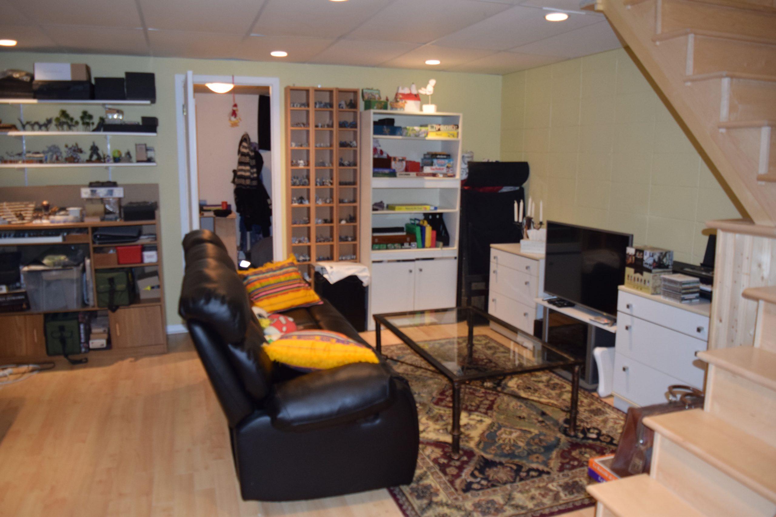 Photo 15 : Maison à Ste-Foy, libre pour Juillet, petit Chien toléré, Chauffage + Eau chaude + Stationnement inclus