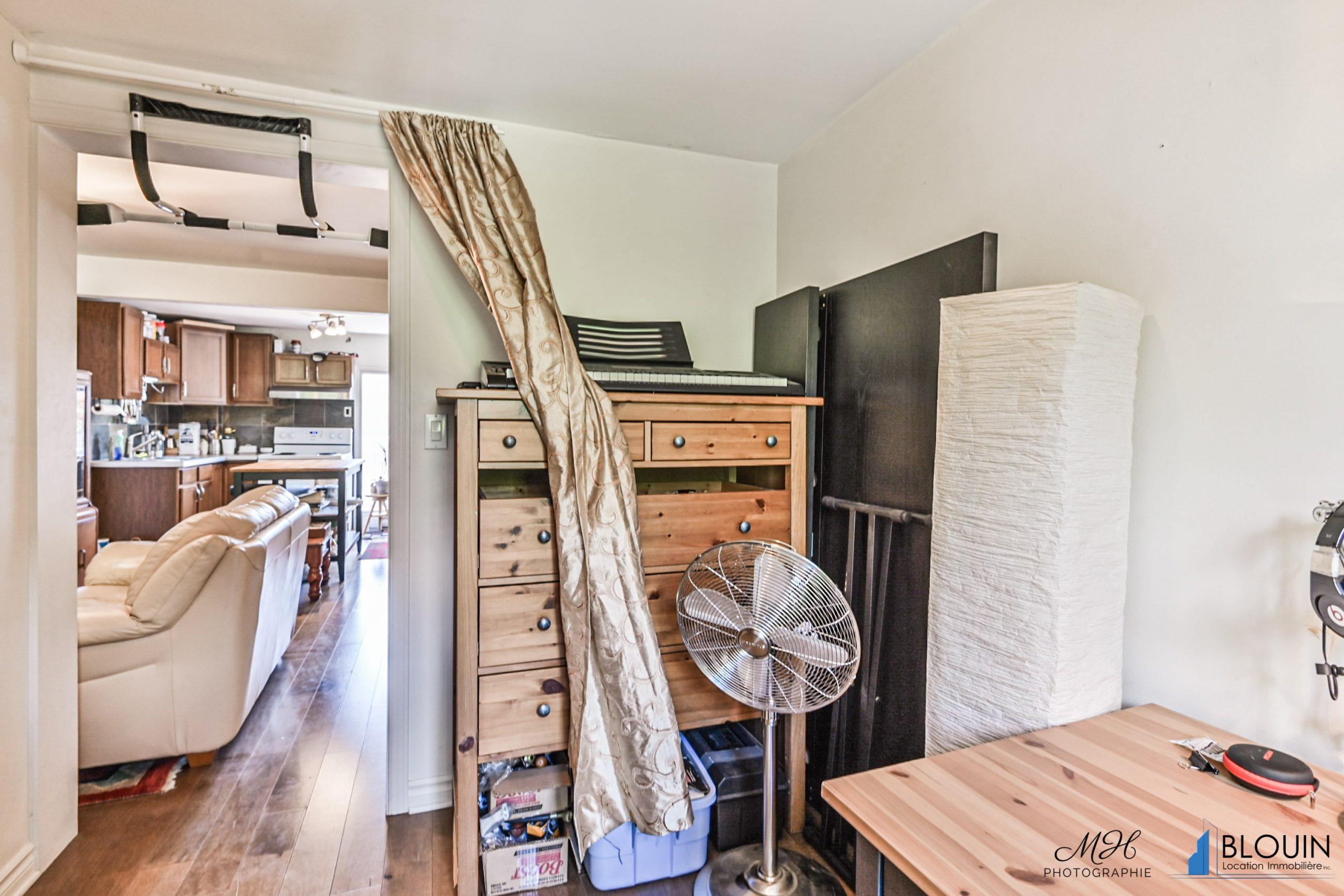 Photo 12 : 3½ + bureau, dans le sud-Ouest, Semi-meublé disponible pour Juillet