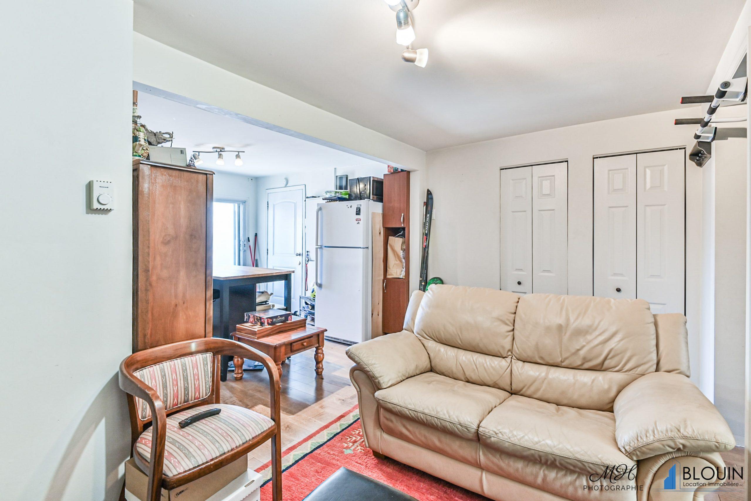 Photo 6 : 3½ + bureau, dans le sud-Ouest, Semi-meublé disponible pour Juillet
