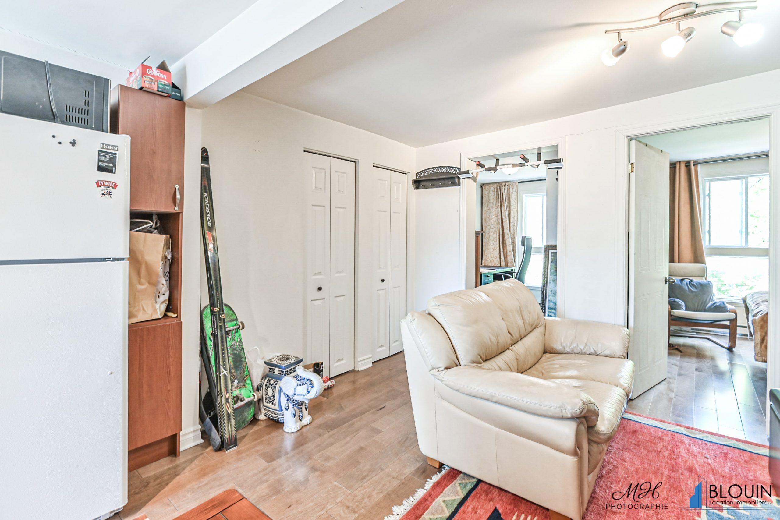 Photo 7 : 3½ + bureau, dans le sud-Ouest, Semi-meublé disponible pour Juillet
