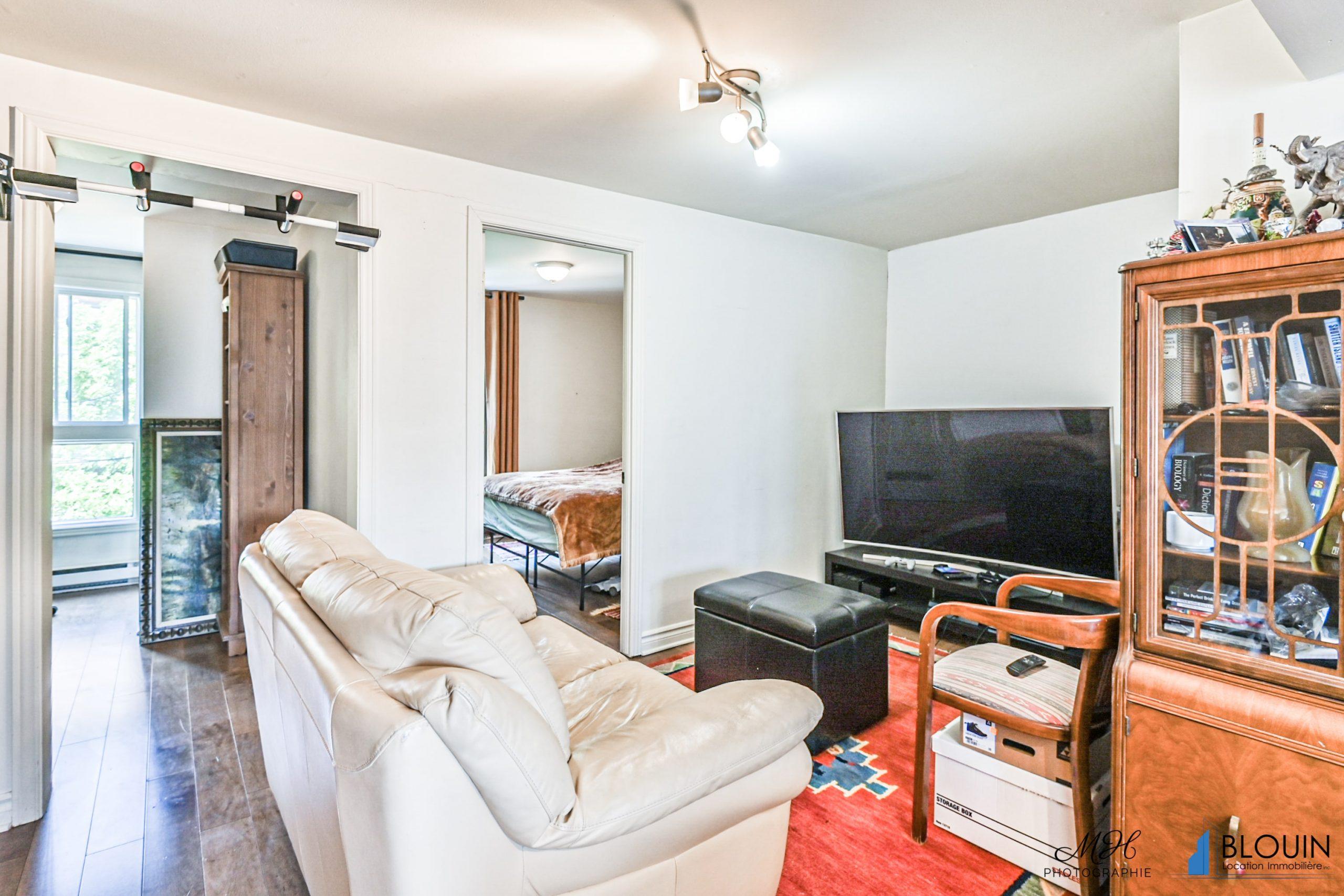 Photo 8 : 3½ + bureau, dans le sud-Ouest, Semi-meublé disponible pour Juillet
