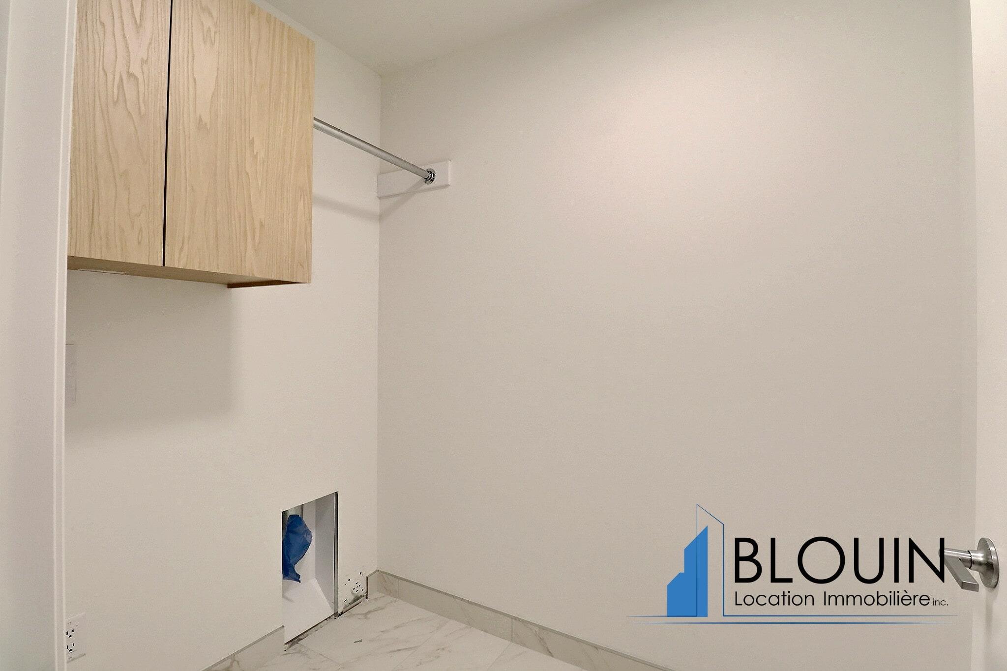 Photo 15 : Beau 4 ½, Quartier Mosaïque à Lebourgneuf, libre Maintenant, Stationnement intérieur inclus